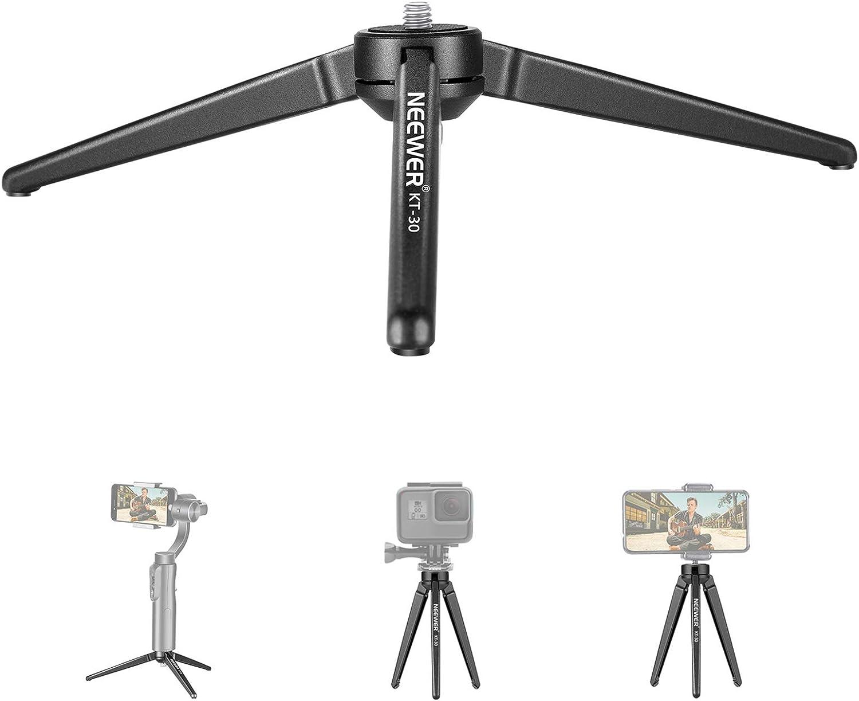 Neewer Metal Mini Stativ Desktop Tischstativ Für V5 Kamera