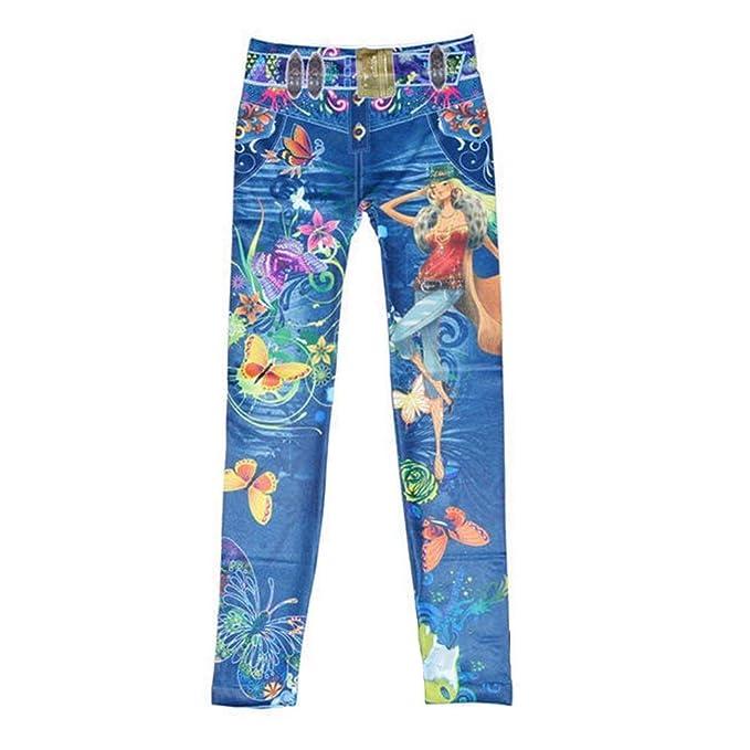 Pantalones Vaqueros Largos De Otoño para Mujer Pantalones ...