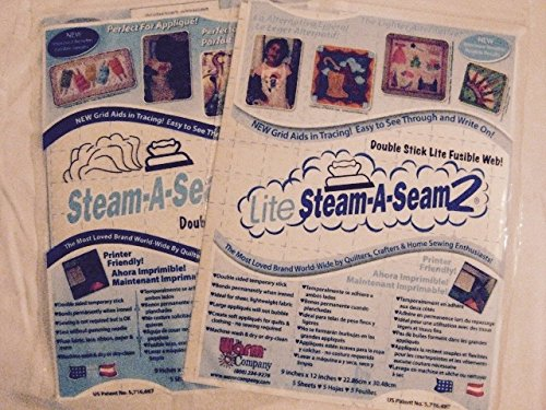 steam a seam 2 lite sheets - 6
