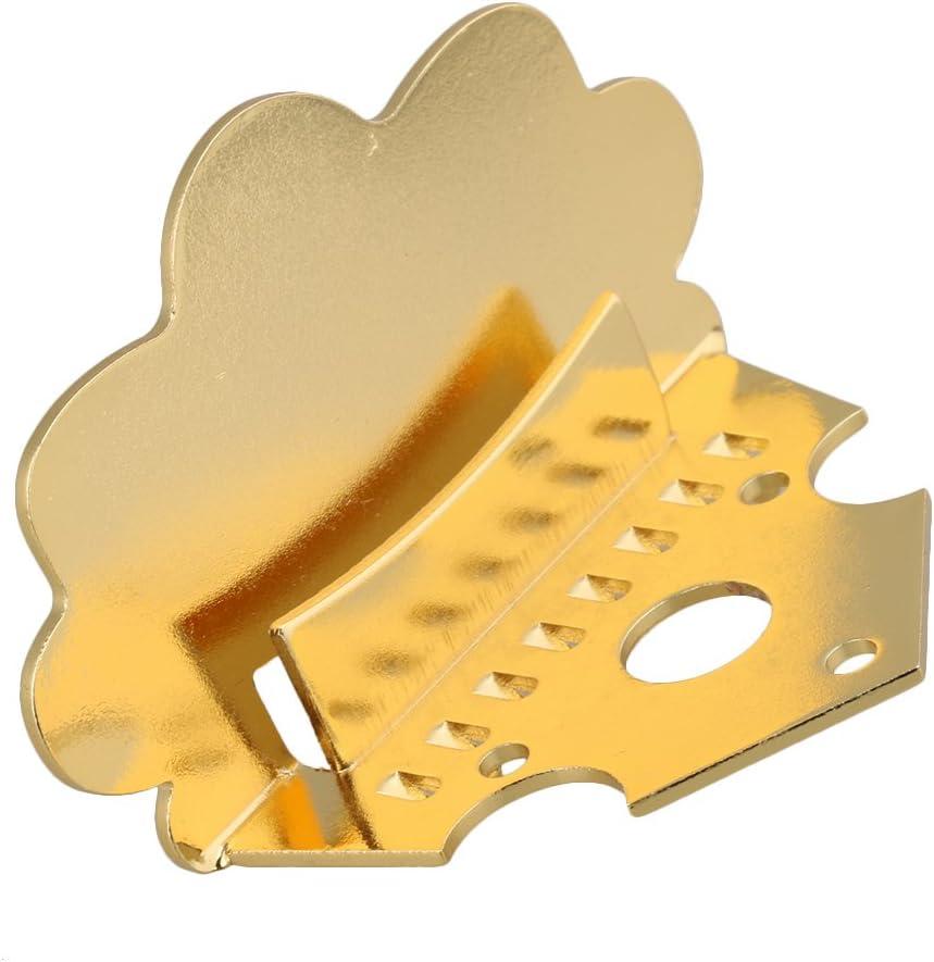 Sliver Zinc Alloy Mandolin Tailpiece 8-Strings Parts