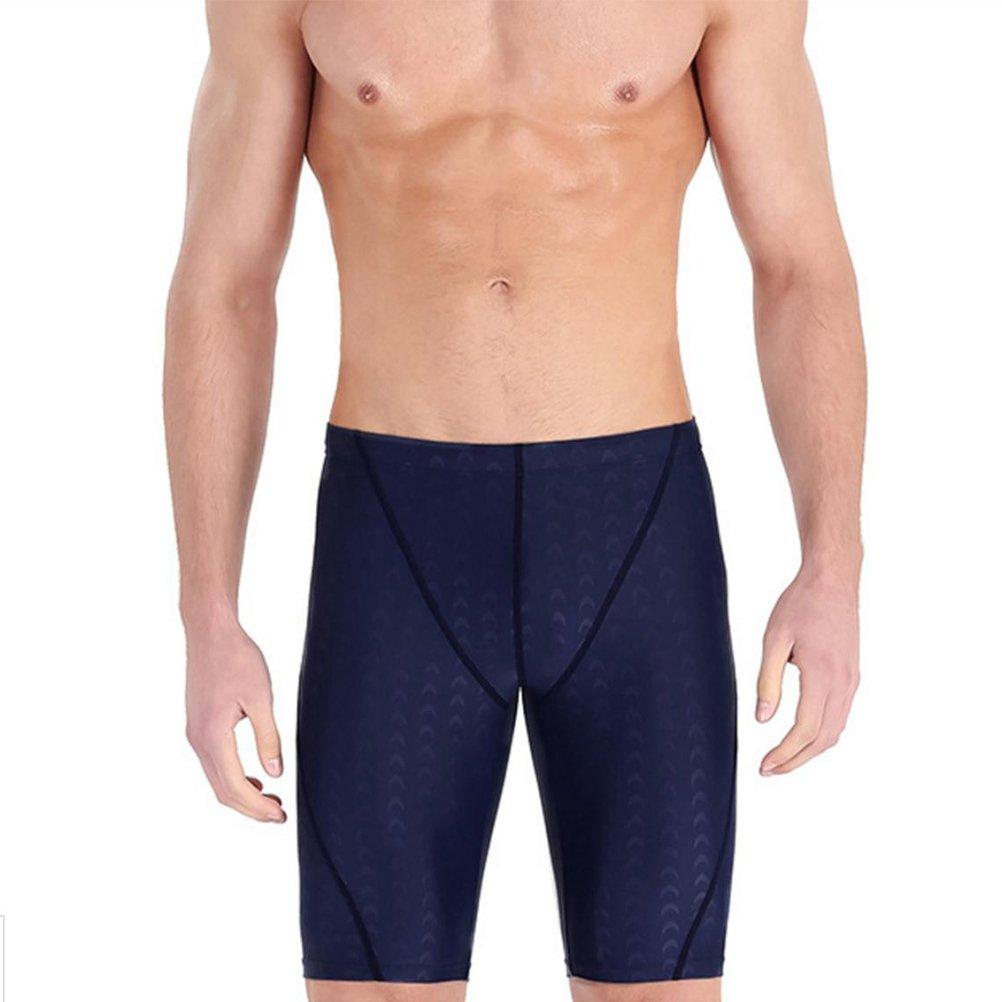 Fansino Professional Swim Jammer Water Resistant Trunks Swimwear Swimming Pants