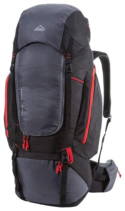 McKINLEY Make Trekkingrücksack, color negro, tamaño 80 x 30 x 25 cm