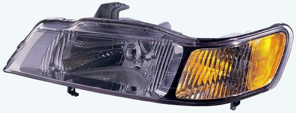 Depo 317-1120L-UC Head Lamp Unit Capa Certified