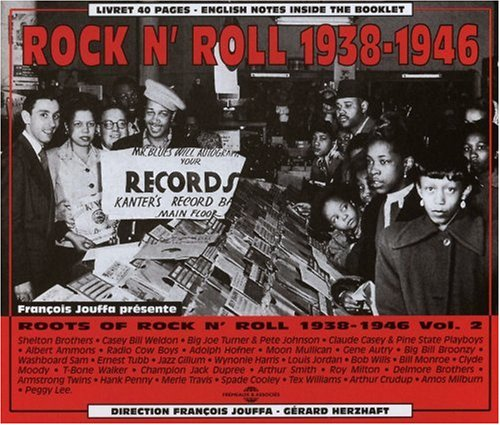 Roots of Rock N' Roll - 1938-1946, Vol. 2