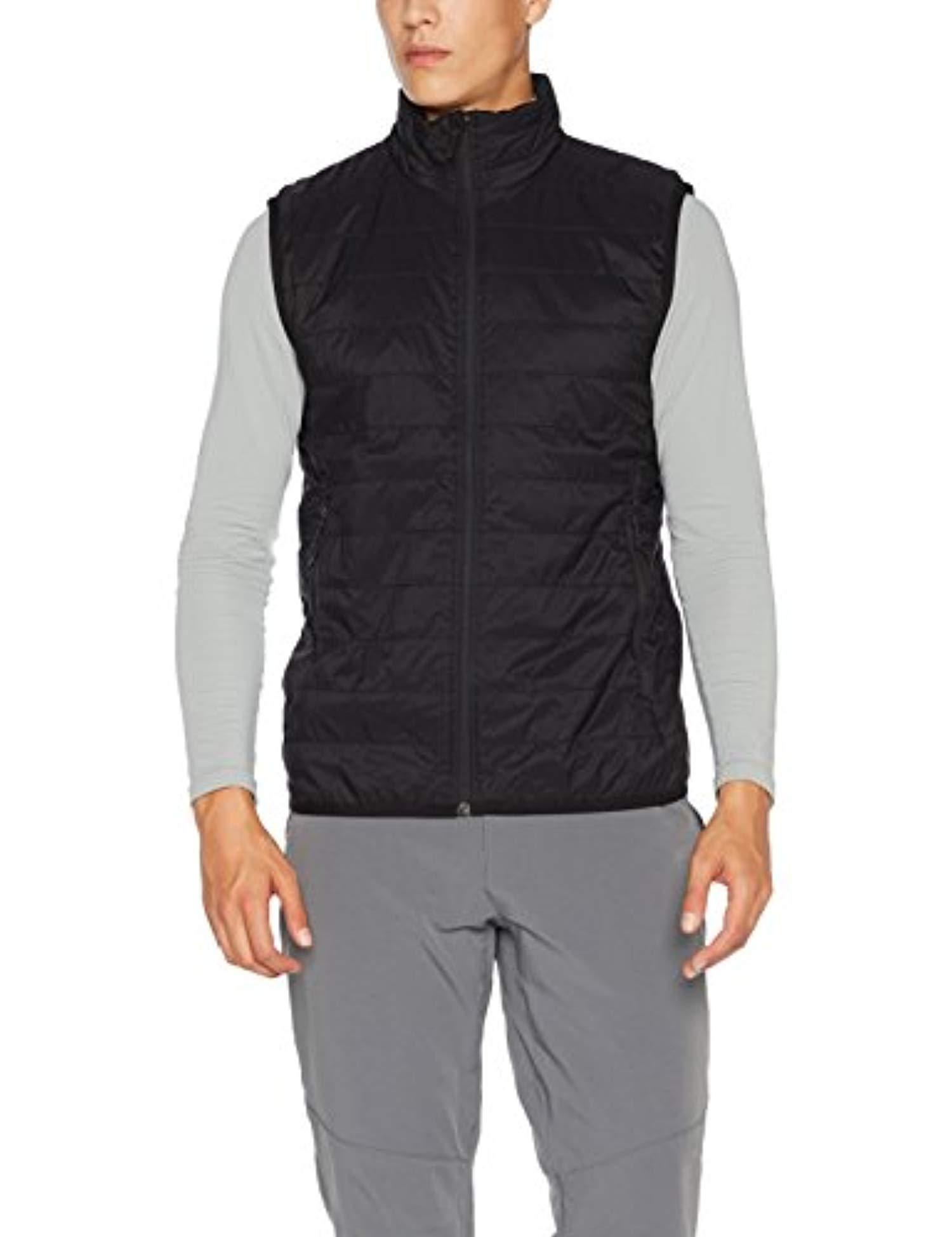 99ba5cd2b5 Icebreaker Merino Men's Hyperia Lite Vest Down Alternative Outerwear Coats,  X-Large, Midnight