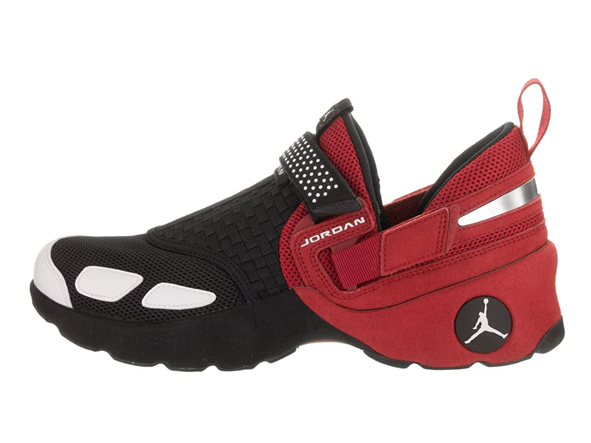 Jordan Trunner LX OG Men s Shoes Black Gym Red White 905222-001 (9.5 D(M)  US)  Buy Online at Low Prices in India - Amazon.in a5e712e32