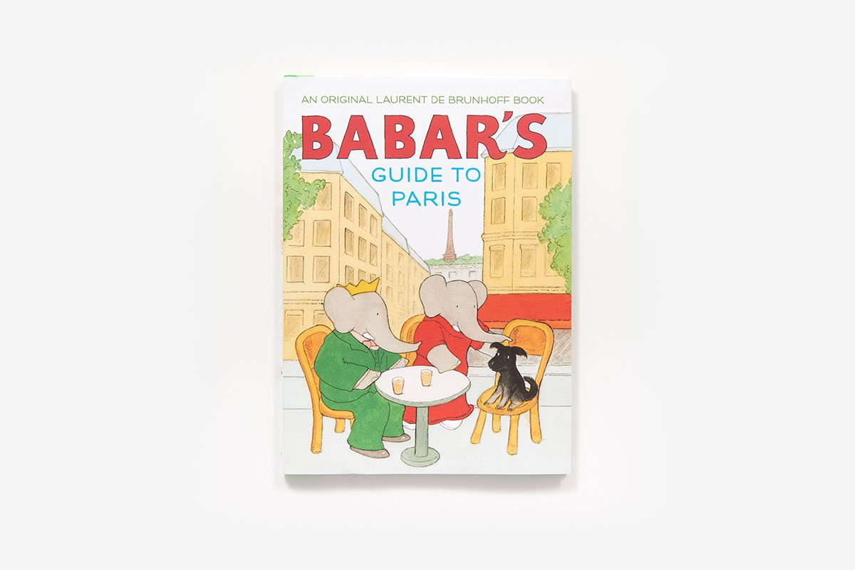 Babar's Guide to Paris by ABRAMS BYR (Image #2)