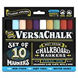 Neon Liquid Chalk Markers for Blackboards by