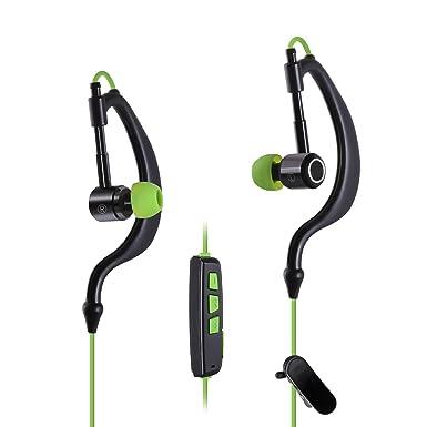 Mixcder® Basso Auriculares Bluetooth Deporte Auriculares inalambricos Wireless 4.1 Auriculares Estéreo Correr Ejercicio Gimnasio Workout