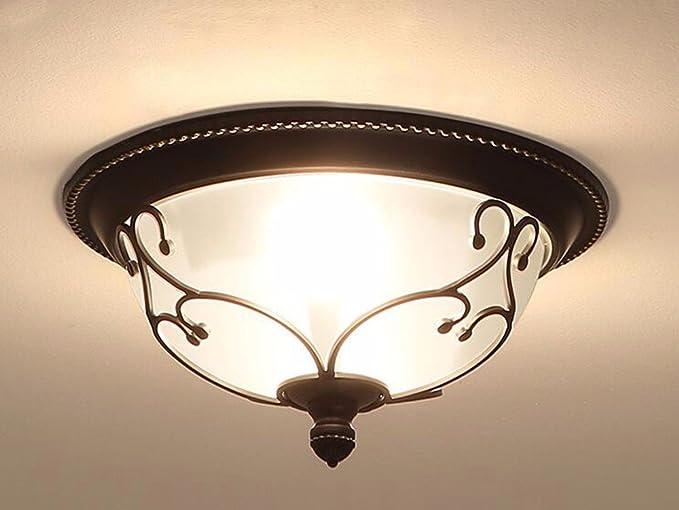 Plafoniere Da Balcone : Gzlight plafoniera moderno led lampada da soffitto arte ferro hyun