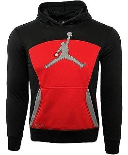 906f524f4cb Amazon.com: Nike Jordan Big Boys 8-20 Therma-fit Camo Elephant Print ...
