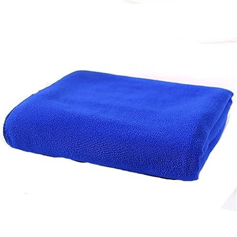 Bruselas08 - Toalla de microfibra multifuncional para lavado de coches, toalla de limpieza de secado