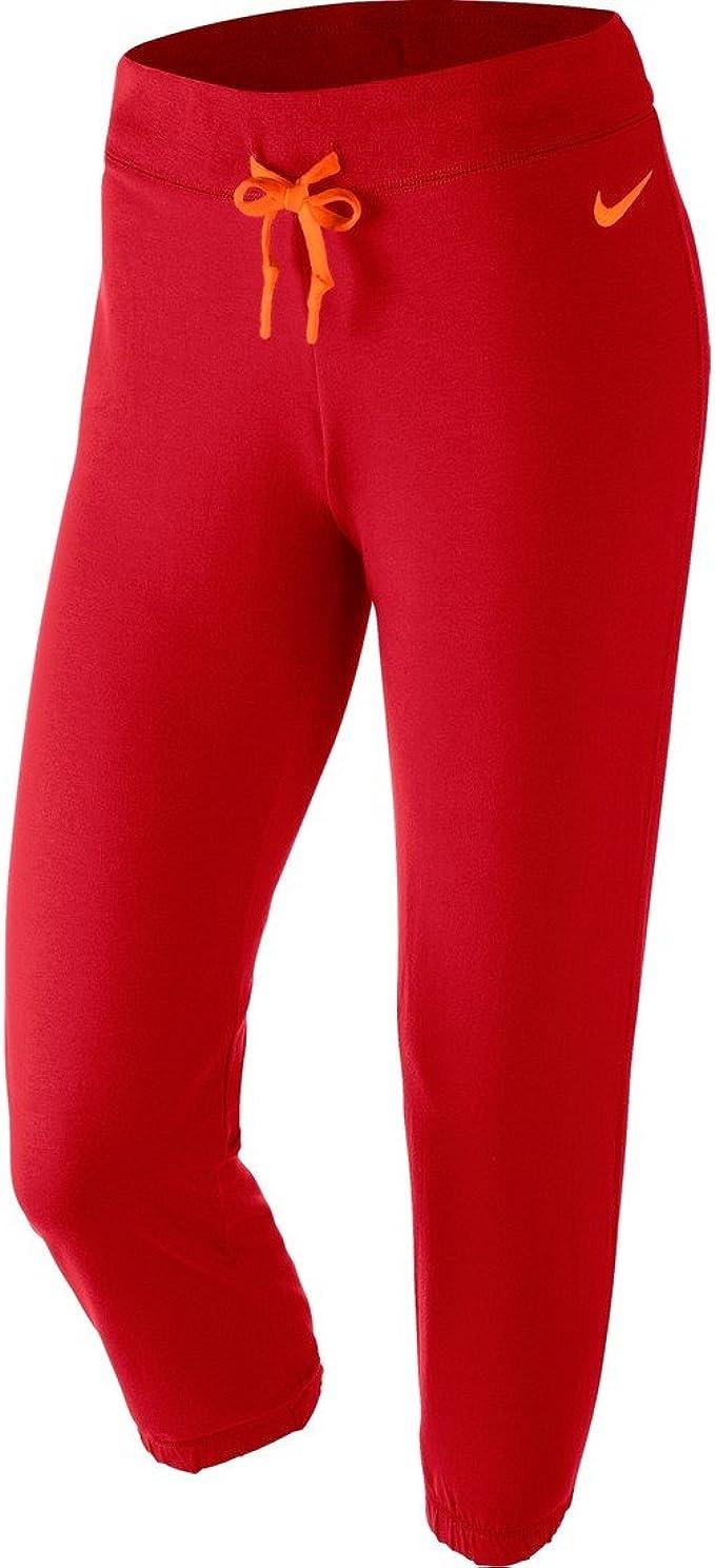 Nike Capri Jersey - Pantalones pirata de fitness para mujer ...