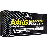 Olimp Sport Nutrition AAKG Extreme Mega Aminoácidos - 120 Cápsulas