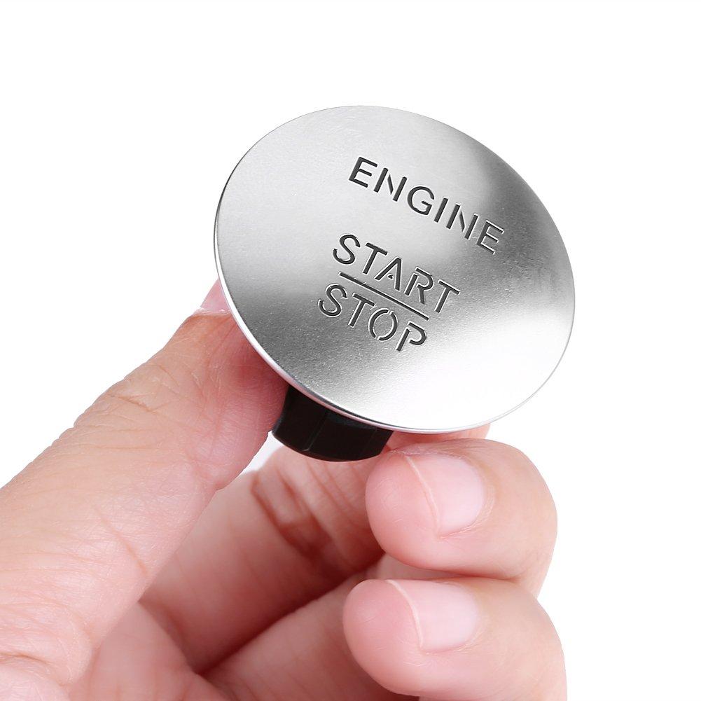 Auto Start Engine Knopf,Keyless Go Start Taste Motor Inition Schalter