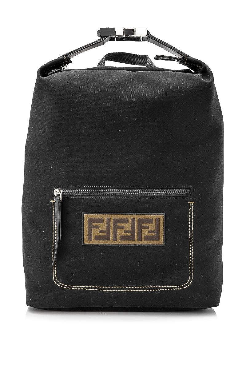 (フェンディ)FENDI キャンバス リュックデイパック メンズ 新品   B07P1151DQ