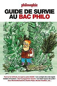 """Afficher """"Guide de survie au bac philo"""""""