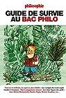 Guide de survie au bac philo par Eltchaninoff