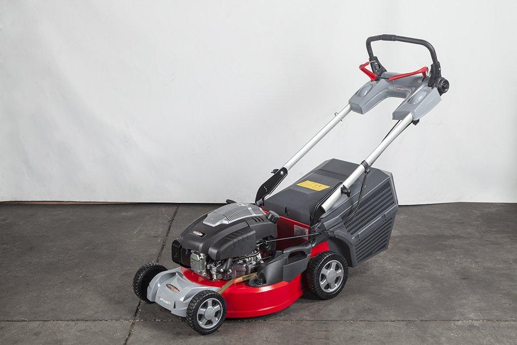 Castelgarden XAP 52MGS–Benzinrasenmäher Rahmen aus Aluminium Motor Benzin 6HP–50cm-Schnitt–selbstfahrend
