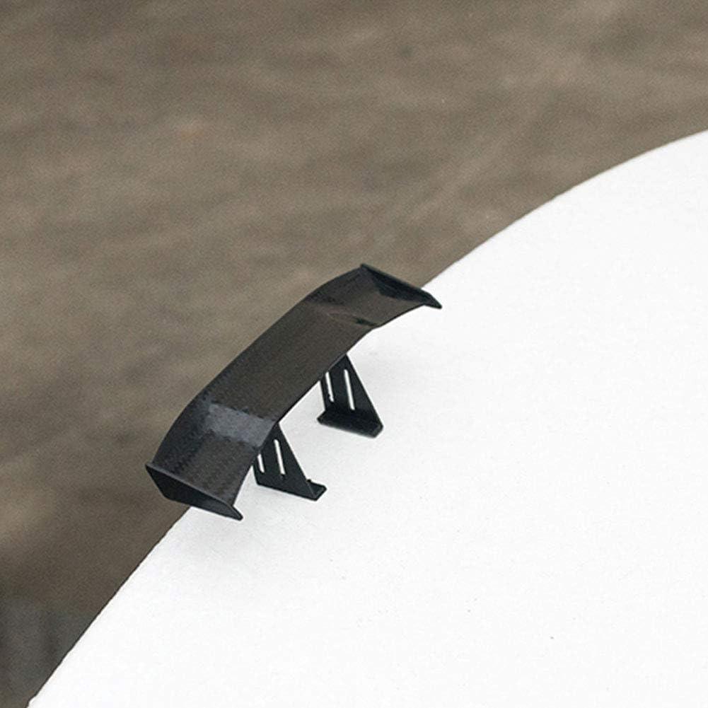 DishyKooker Auto-Heckspoiler Mini-Spoiler-FL/¨/¹Gel grau
