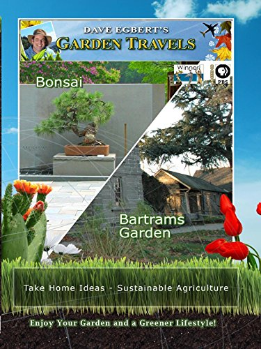 Garden Travels - Bonsai - Bartrams Garden