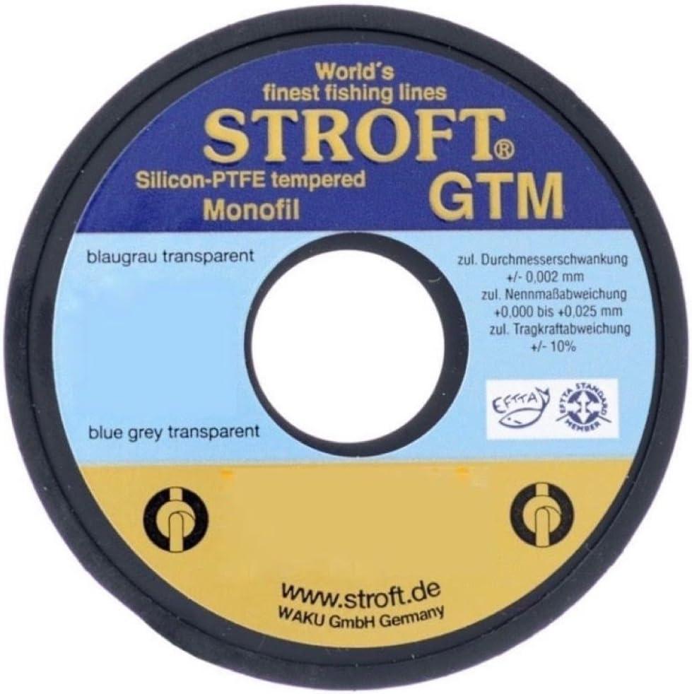 Stroft GTM Angelschnur 200m 0.10 bis 0.30mm