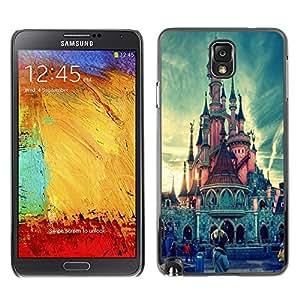 Dragon Case - FOR Samsung Note 3 N9000 - Can't figure it out - Caja protectora de pl??stico duro de la cubierta Dise?¡Ào Slim Fit