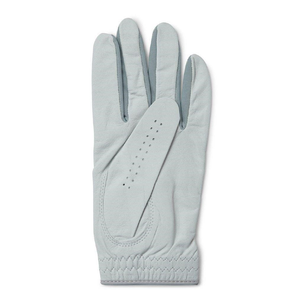 8e9489d27ce ECCO Ladies Leather Golf Glove White Left Hand (For Right Hand) (L):  Amazon.co.uk: Sports & Outdoors