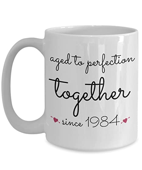 Amazon 34th Wedding Anniversary Gifts For Him Aged To