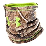 Under Armour Men's Scent Control Neck Gaiter, Realtree Ap-Xtra/Velocity, One Size