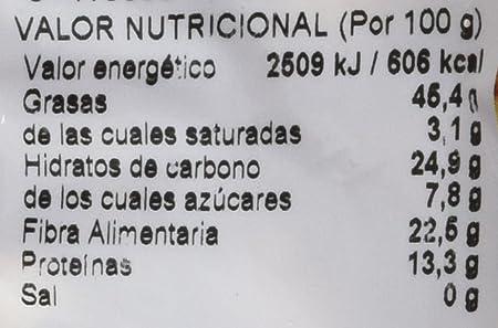 Gourmet Frutos Secos Almendra Largueta Con Piel Tostada Al Natural - 125 gr: Amazon.es: Amazon Pantry
