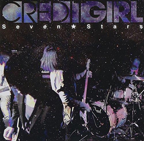 Credit Girl - Sevenstars [Japan CD] XNBS-10002