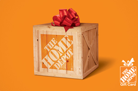 Home Depot Gift Card | GiftCards.com® Official