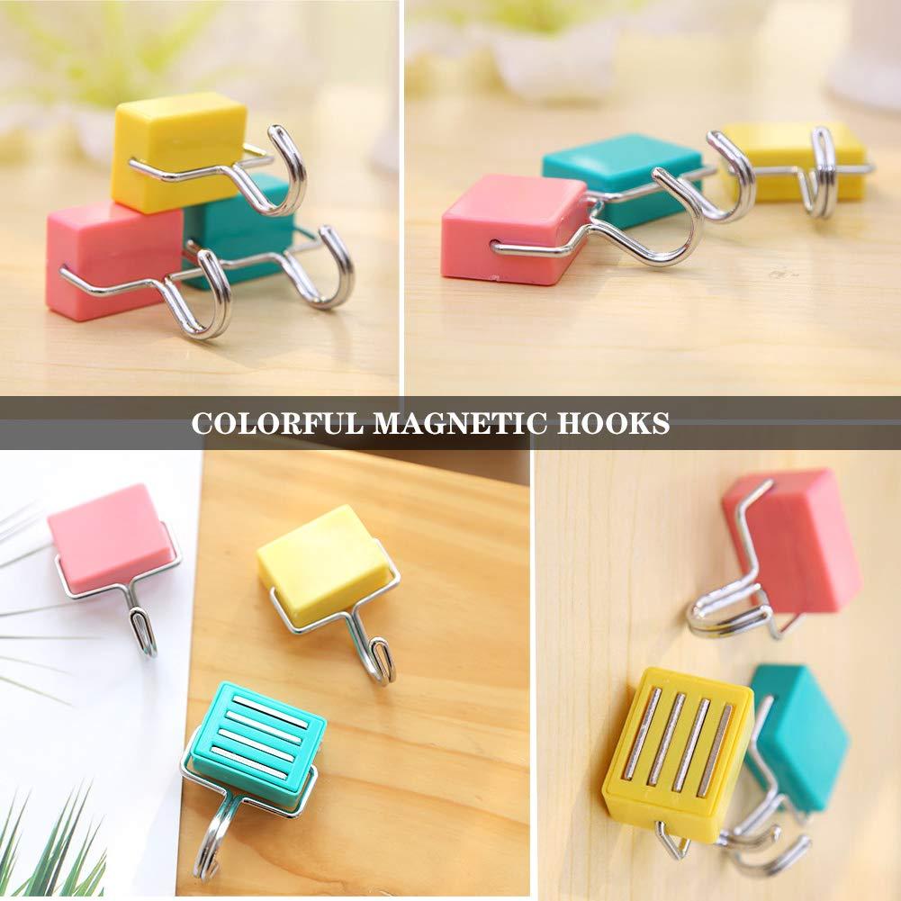 Magnetic Hooks Creative All-Purpose Kitchen Super