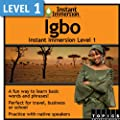 Instant Immersion Level 1 - Igbo