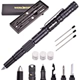 Werkzeug Tactical Pen (10-in-1), Gifts for Men, Cool & Unique Anniversary Birthday Gifts for Boyfriend Him Husband Dad…