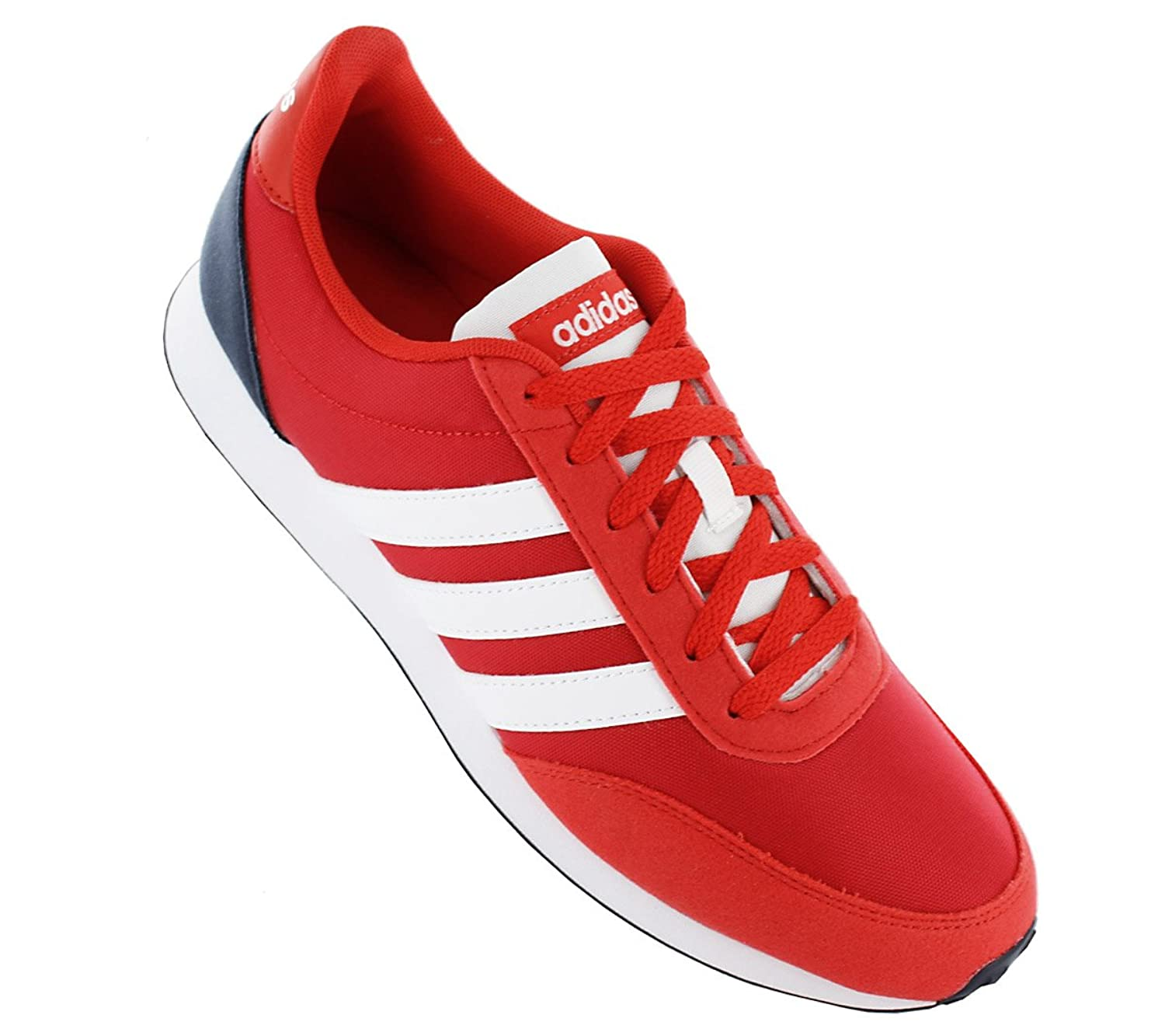 adidas V Racer 20 - DB0430 - Couleur: Rouge - Pointure: 46.6