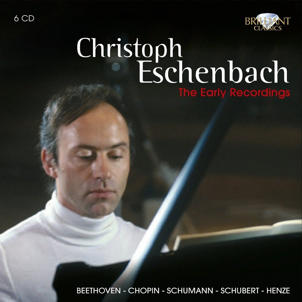 CD : Christoph Eschenbach - Early Recordings (Boxed Set)