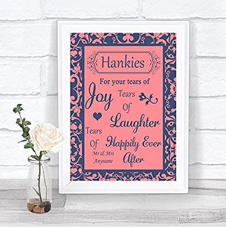Amazon.com: Cartel de boda personalizable con ciervos y ...