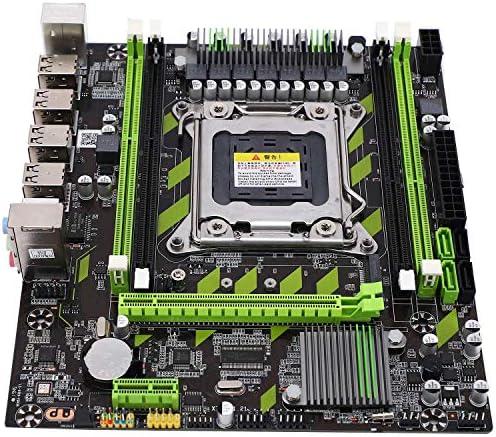 Fransande Scheda Madre X79 LGA 2011 4 X DDR3 Dual Channel 64 GB di Memoria SATA 3.0 PCI-E 8 X USB per Desktop Core I7 Xeon E5