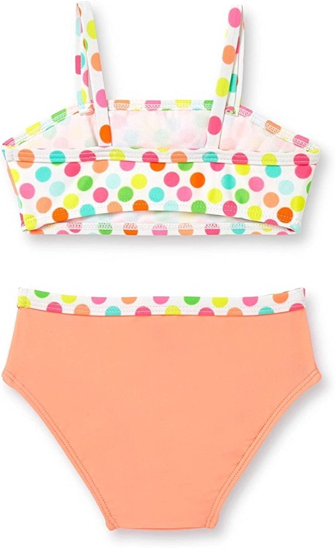 Ocean Pacific Baby Girls OP Polka Dotted Bikini Swim Suit