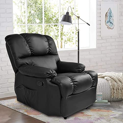 Waterjoy Massage Recliner Sofa Chair