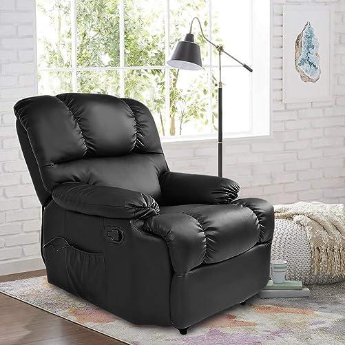 Waterjoy Massage Recliner Sofa Chair