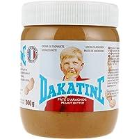 Dakatine 得恩 醇香花生酱 500g(法国进口)