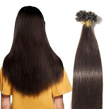 Keratine sur cheveux