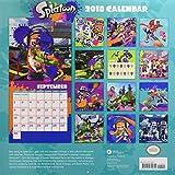 Splatoon™ 2018 Wall Calendar