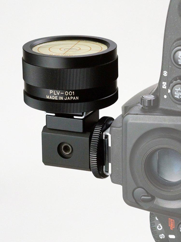 カメラ用精密水準器 PLV-001 縦位置アダプターセット   B01G5C9UMU