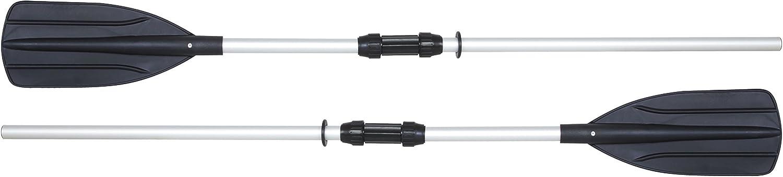 Bestway Set de dos remos de aluminio cm