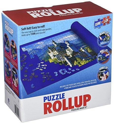 Puzzle Storage (Surelox Puzzling Made EZ Puzzle Rollup)