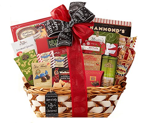 Wine Country Gift Baskets Holiday Special Wine Smoked Gouda